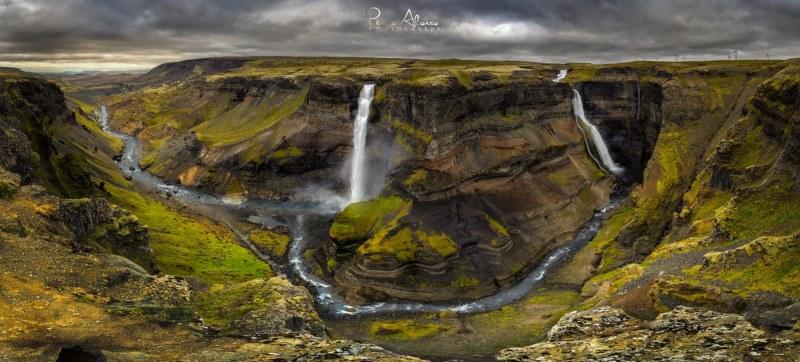 Haifoss-waterfall-
