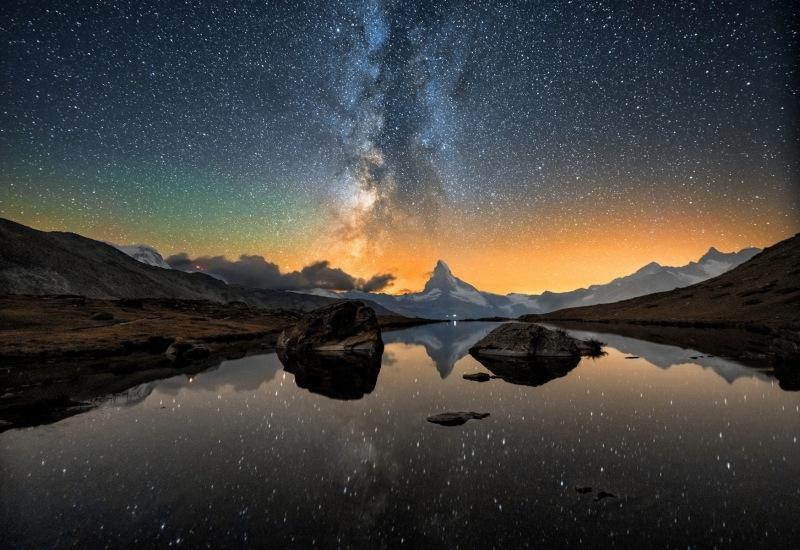 Zermatt-milky-way