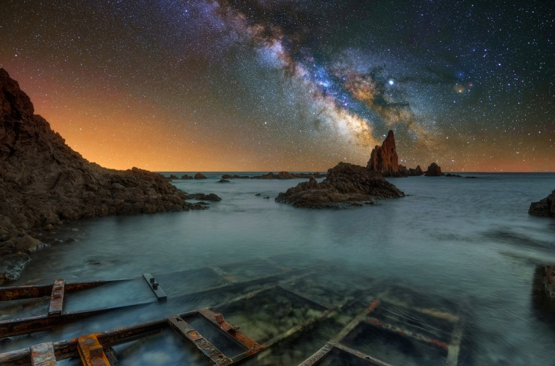 night, galaxy, astronomy, space, universe, star, ocean, light, milky, starry, science, way, cosmos, stars, photography, astrology, constellation, horizontal, astrophotography, panoramic, reflection, exposure, long, cosmic, celestial, astro, exploration, glowing, majestic, starlight, heaven, atmosphere, darkness, milky way, milkyway, backgrounds, nebula, night sky, nightscape, seascape, boats, starry sky, nature, constellations